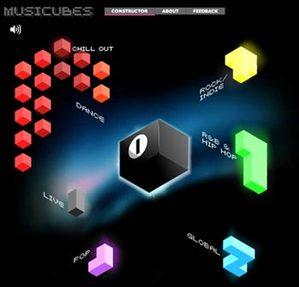 Musicubes